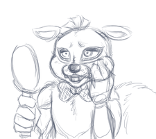 Insult SKETCH by KasaraWolf