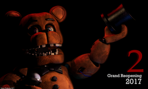 Withered Freddy by GamesProduction