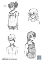 Glasses 1 by Disaya