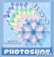 Photoshop Styles - Frosts by JINXD-PARADOX