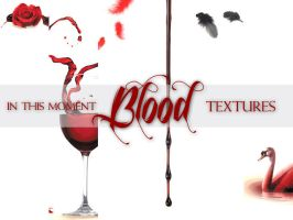 Blood Texture Pack by IceQueen1186