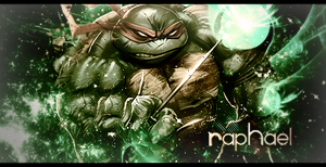 Raphael by abo-amoud