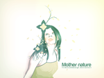 Mother nature by firmacomdesign