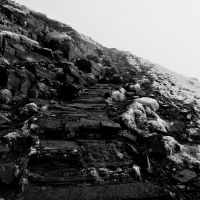 Rocky Stairway by Teakster