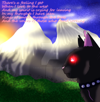 Look To The West (+Video!) by starlightwhisper2109