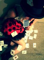 ''Eat Me,'' said the little playing card by ZombieGirl6