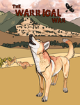 The Warrigal War - Cover WIP by DiamondEden