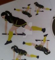 stikers hockey by VREMOND