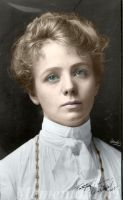 MAude Adams Recolorized by M3ment0M0ri