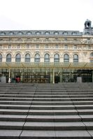 Musee d'Orsay by mordoc-stock