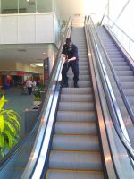NF Comicon : Tactical Escalator by TheWarRises
