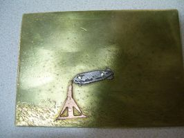 steampunk card 5 of 12 by creativeetching