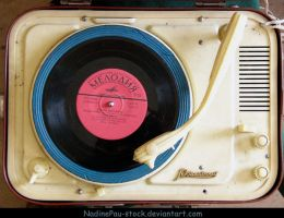 Russian gramophone by NadinePau-stock