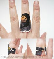 Kili Ring by otterling