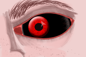 Eye Study... kinda by JasonXL