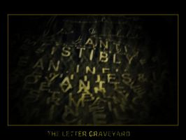 The letter graveyard by mitatos
