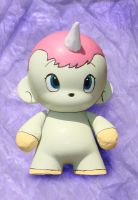 Unico Munny by plushies-by-chrissie