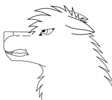 Free Icon Lineart. by Luna-Wolf-28
