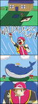 Wailord, USE SURF! by BoneCheese