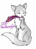 Ask Fem!NorwayCat by AskFemNorwayCat