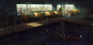 Bar by c-a-s