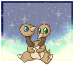 PKMNation - Birdy Gift Levels by starryraindrops