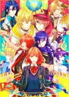 uta no prince sama group by dontkickmy