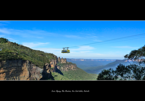 BlueMountains Skyway by tezzan