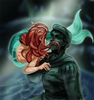 Disney- the little mermaid by neysha-sheyla
