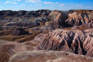 Petrified Forest National Park by esee