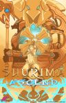 Valoran War Posters: Shurima by a-bad-idea