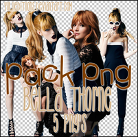 Pack Png/Bella Thorne/YuliiiEditiions by YuliiEditiions