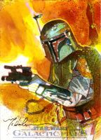 Boba Fett Galactic Files by markmchaley