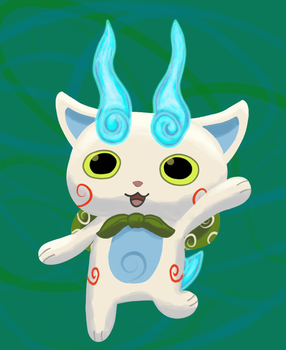 Komasan by Queen-Blanca