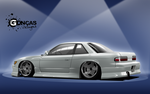 NISSAN SILVIA PS13 by carguy88