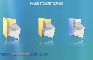 mail folders by tonev