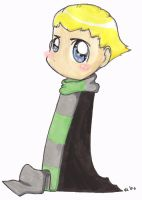 HP Watercolors- Draco by gryffindor-girl
