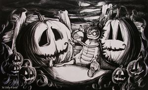 All Hallow's Eve by shinigami714