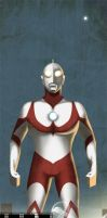 Ultraman by who93