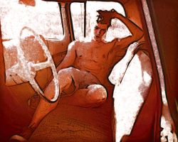 frontseat by ChaelMontgomery