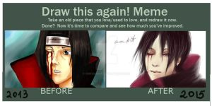 draw this aagain meme by Onion-Art