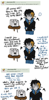 Ask Kai and Al Part 4 by Shes-t