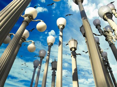 Lacma Lamps by jameshaw