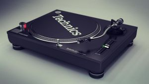 Turntables SL1210MKII (2) by ifilgood