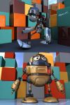 Robots by Arzuza