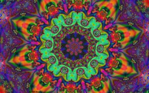 Mandala Mayhem 15 by Don64738