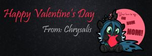 V-Day 2013 Facebook Cover Pic by KroK-13