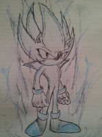 A quick sletch of Nazo by SimpleTheSaviour