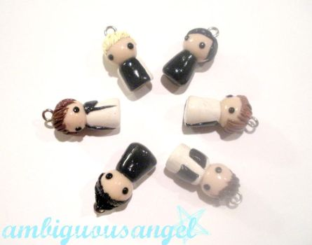 B2ST Charms Ver. BADGIRL by AmbiguousAngel