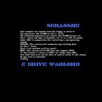 C drive warlord by camomille